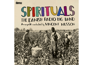 Danish Radio Big Band - Spirituals - (CD)