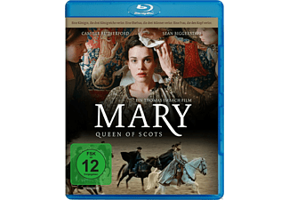 MARY QUEEN OF SCOTS (MARIA STUART) - (Blu-ray)