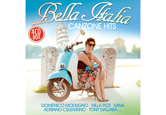 VARIOUS - Bella Italia-Canzone Hits - (CD)