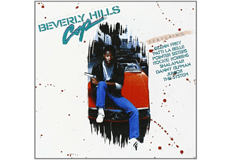 VARIOUS - Beverly Hills Cop - (CD)