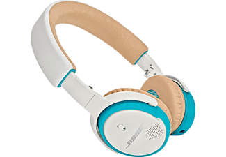BOSE SoundLink On-Ear Bluetooth-hörlurar - Vit/Blå/Beige