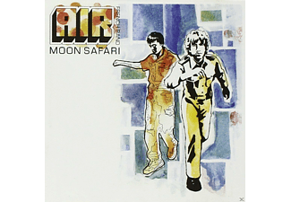 Air - Moon Safari - (CD)