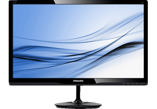 philips monitor 247 e 4 lhsb 23 6 zoll mediamarkt. Black Bedroom Furniture Sets. Home Design Ideas