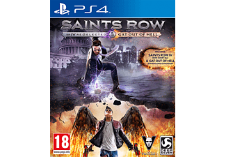 Saints Row IV: Re-Elected + Gat Out Of Hell | PlayStation 4