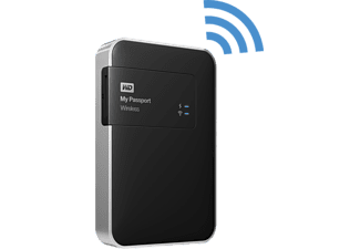 WD My Passport Wireless 2 TB