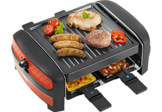 bestron raclette grill arc 400 600 watt media markt. Black Bedroom Furniture Sets. Home Design Ideas