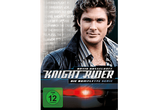 Knight Rider - Gesamtbox - (DVD)