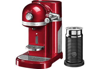 KITCHENAID 5KES0504ECA/4 Nespresso, Nespresso, Kapselmaschine, Candy Apple