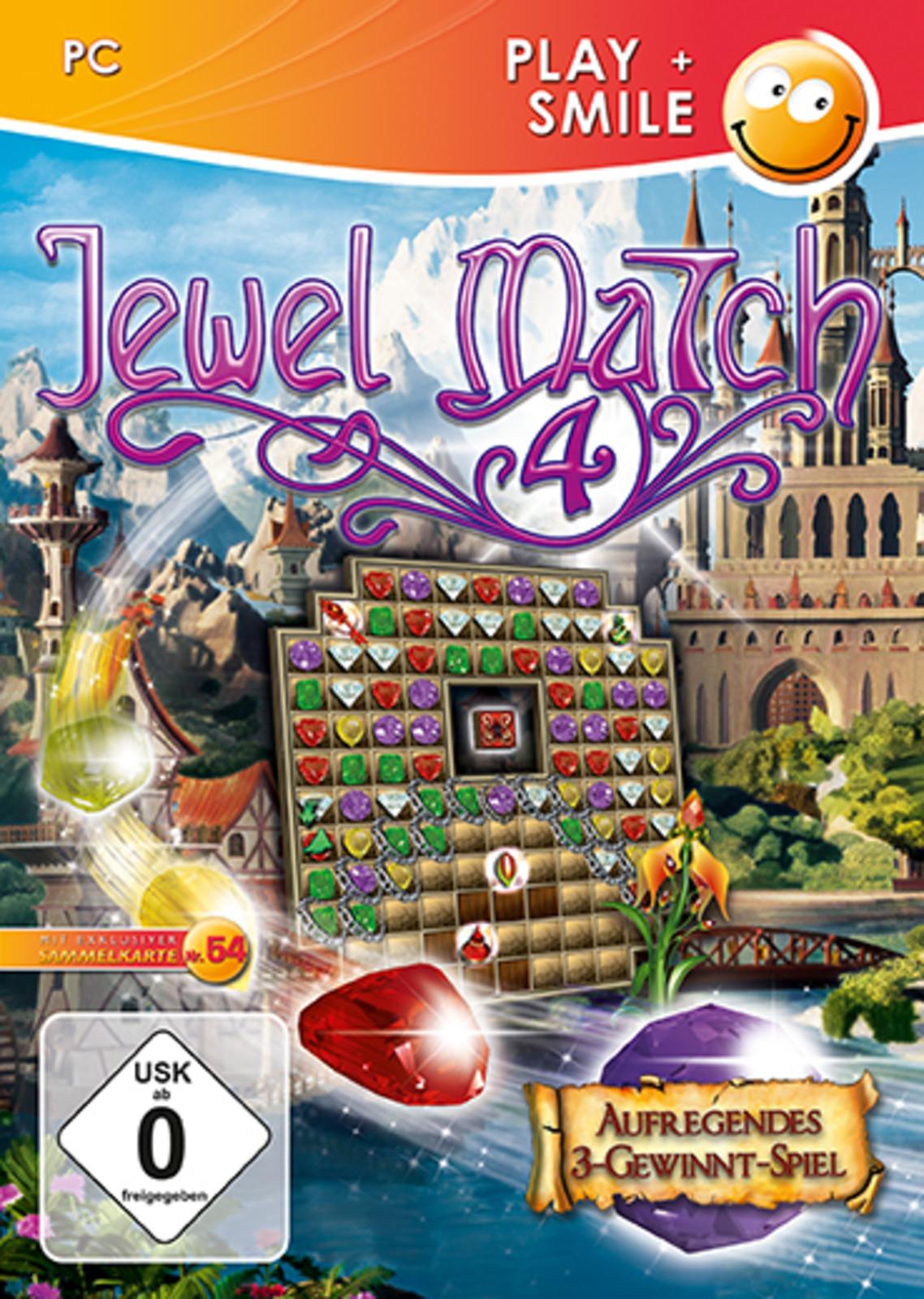 Jewel Match 4 - PC