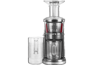 KITCHENAID 5KVJ0111EMS Slow Juicer  Medallion Silber