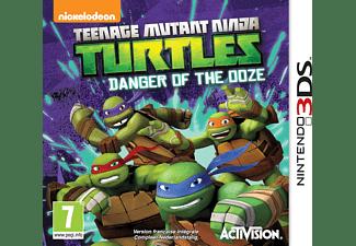 3DS Teenage Mutant Ninja Turtles: Danger of the Ooze