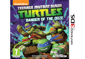 Teenage Mutant Ninja Turtles: Danger Of The Ooze | 3DS