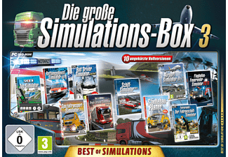 Die große Simulations-Box 3: Best of Simulations [PC]