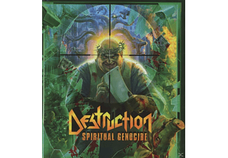 Destruction - Mission-Spiritual Genocide [CD]