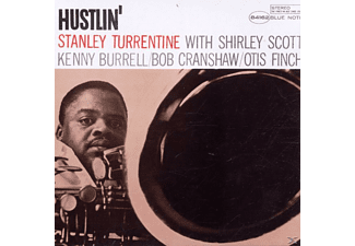 Stanley Turrentine - HUSTLIN (RVG) - (CD)