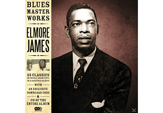 Elmore James - Blues Master Works - (LP + Bonus-CD)