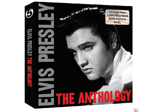 Elvis Presley - The Anthology (20 Page Booklet) - (CD)