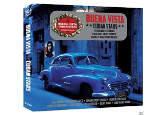 VARIOUS - Buena Vista Cuban Stars [CD]