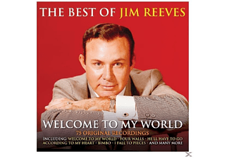 Jim Reeves - Best Of - (CD)