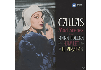 Maria Callas - Mad Scenes (Remastered 2014) - (CD)