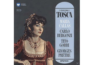 Maria Callas - Tosca (Remastered 2014) - (CD)