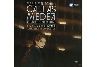 Maria Callas - Medea (Remastered 2014) [CD]