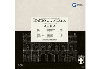 Maria Callas - Aida (Remastered 2014) - (CD)