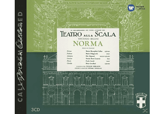 Maria Callas - Norma 1954 (Remastered 2014) [CD]