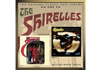 The Shirelles - Happy & In Love/Shirelles [CD]