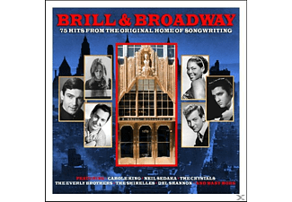 VARIOUS - Brill & Broadway - (CD)