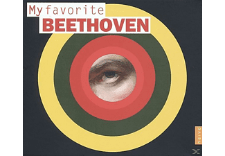VARIOUS - My Favorite Beethoven [CD]