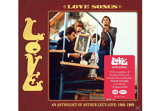 Love - Love Songs-Anthology 1966-1969 - (CD)