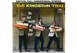 The Kingston Trio - Last Month Of The Year - (CD)