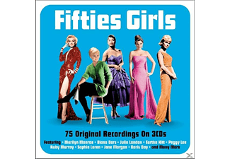 VARIOUS - Fifites Girls [CD]