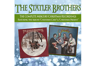 The Statler Brothers - Complete Mercury Christmas - (CD)