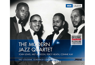 The Modern Jazz Quartet - The Modern Jazz Quartet-1957 Cologne, Gürzenich Con [CD]