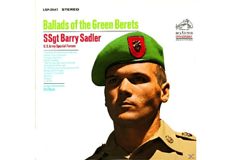 Ssgt Barry Sadler, Barry Ssgt.sadler - Ballad Of The Green Beret - (CD)