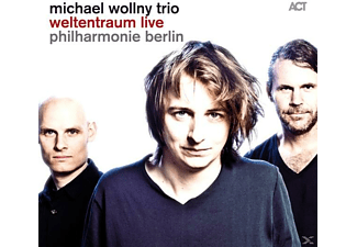 Michael Wollny - Weltentraum Live-Philharmonie Berlin - (CD)