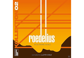 Roedelius (compiled By Lloyd Cole) - Kollektion 02-Electronic Music [Vinyl]