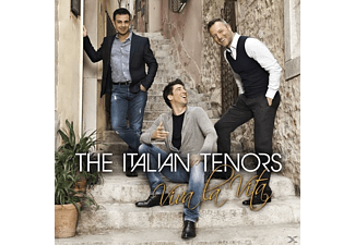 The Italian Tenors - Viva La Vita - (CD)