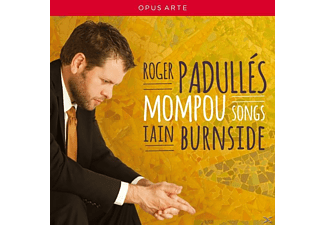 Padulles/Burnside - Lieder - (CD)