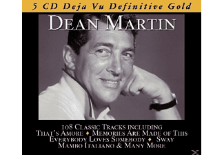 Dean Martin - Anthology-The Gold Of Dean - (CD)