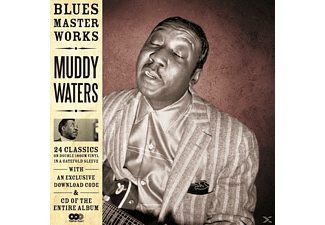 Muddy Waters - Blues Master Works - (LP + Bonus-CD)