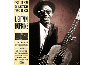 Lightnin' Hopkins - Blues Master Works - (LP + Bonus-CD)