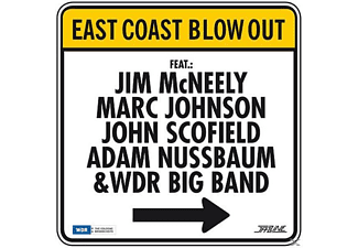 Div Jazz, McNeely,Jim/Johnson,M./Scofield,J./Nussba - East Coast Blow Out - (Vinyl)