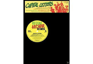 Capital Letters - Smoking My Ganja (Rootikal Remix Ep) - (Vinyl)