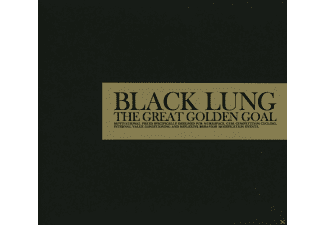 Black Lung - The Great Golden Goal - (CD)