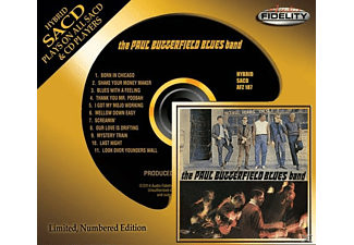 The Paul Butterfield Blues Band - Paul Butterfield Blues Band - (SACD Hybrid)