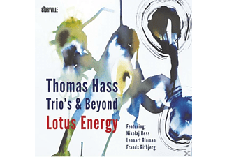Thomas Hass, Trio's & Beyond - Lotus Energy - (CD)