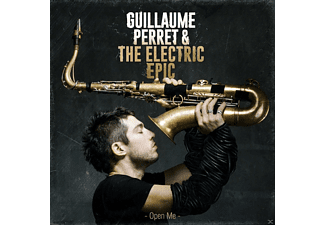 Guillaume/the Electric Epic Perret - Open Me - (CD)